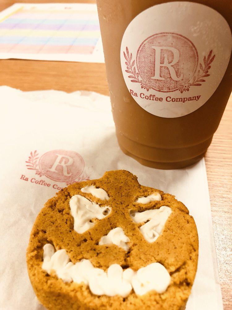Ra Coffee Company: 110 S Goose Creek Blvd, Goose Creek, SC