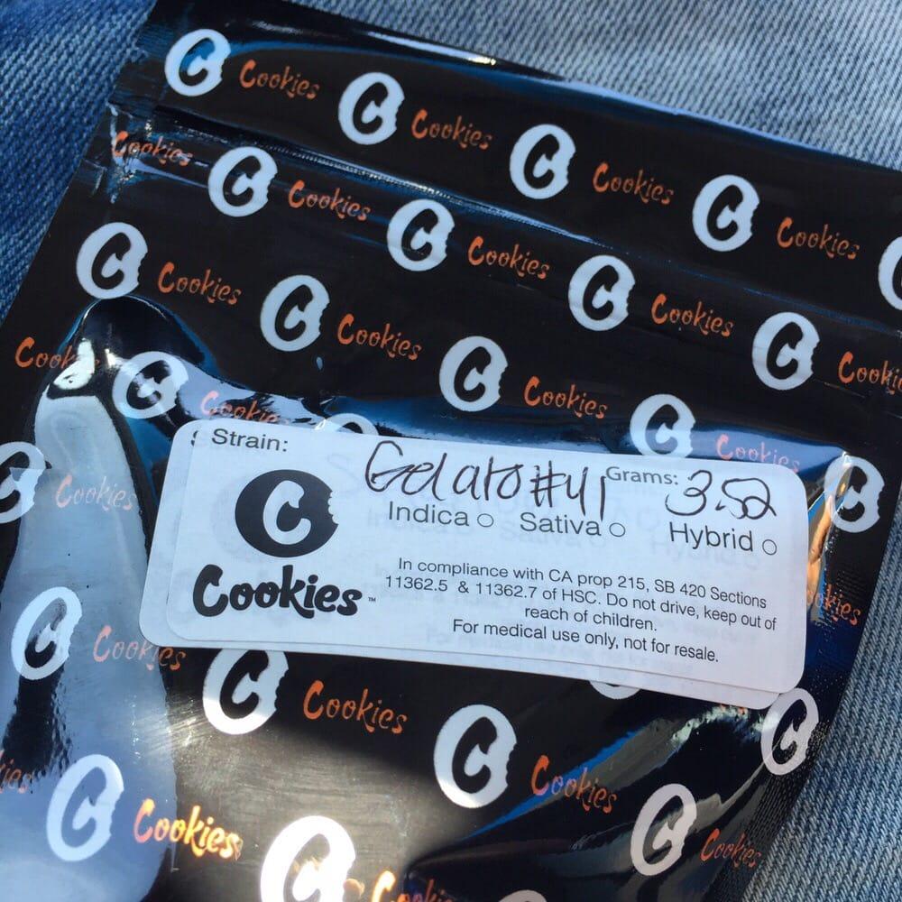 Gelato #41 cookies fam