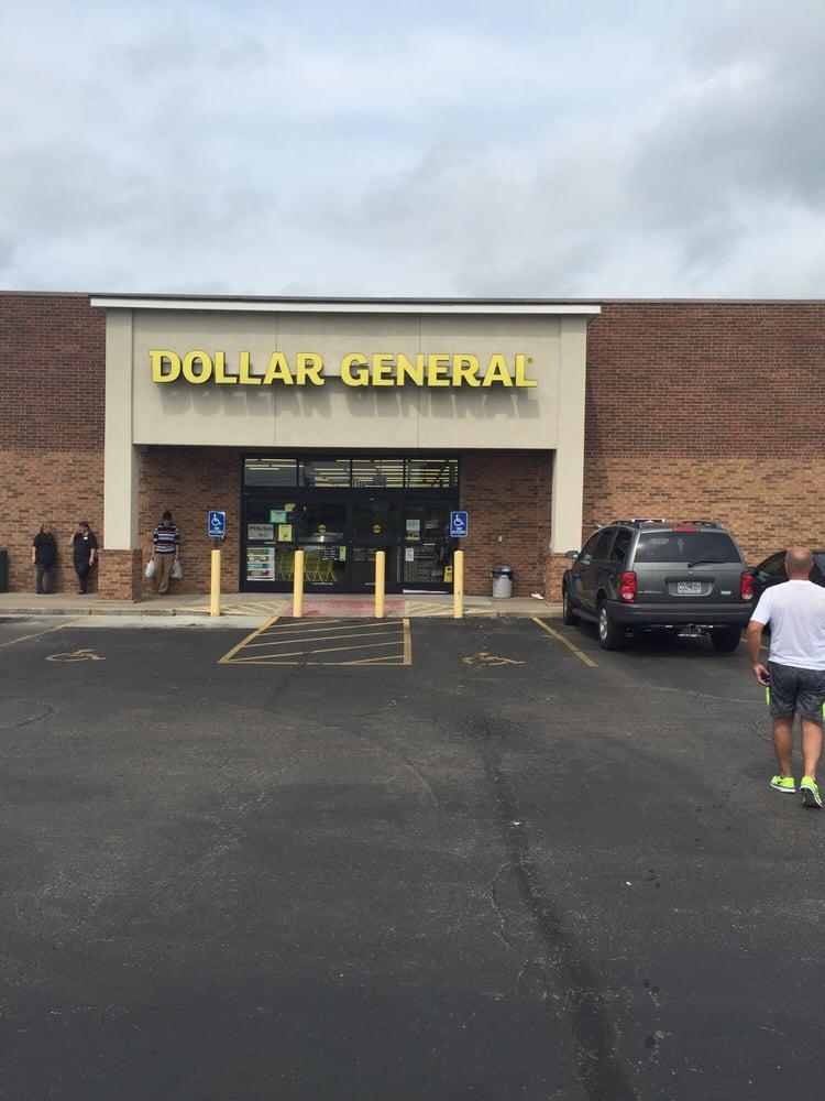 Dollar General: 403 N Main St, Lansing, KS