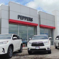 Peppers Toyota Paris Tn >> Peppers Toyota Car Dealers 2400 E Wood St Paris Tn Phone