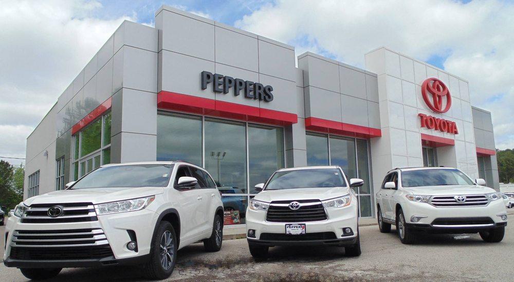 Peppers Toyota Paris Tn >> Peppers Toyota Car Dealers 2400 E Wood St Paris Tn