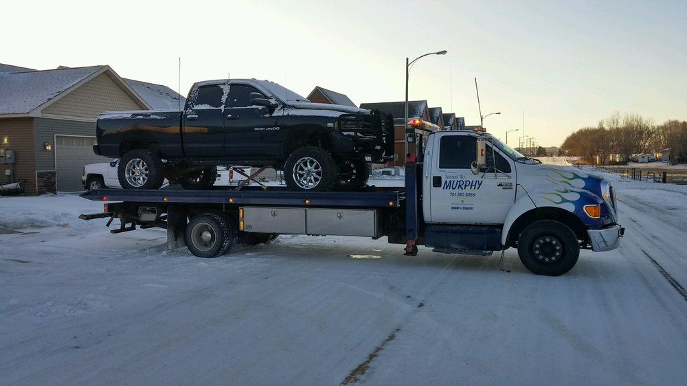 BSH Towing and Recovery: Williston, ND