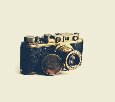 Old school camera logo — img 2