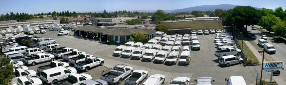 Hengehold Truck Sales + Rentals