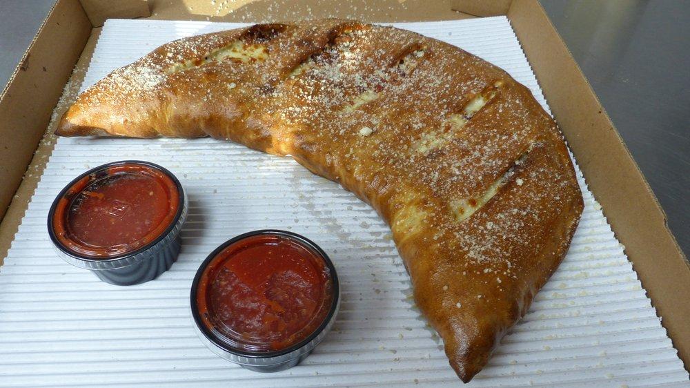 Enzo's Pizzeria: 9523 S Saginaw Rd, Grand Blanc, MI