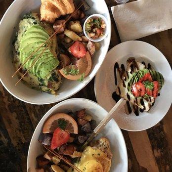 photo of kitchen story san francisco ca united states strawberry avocado toast - Kitchen Story Sf