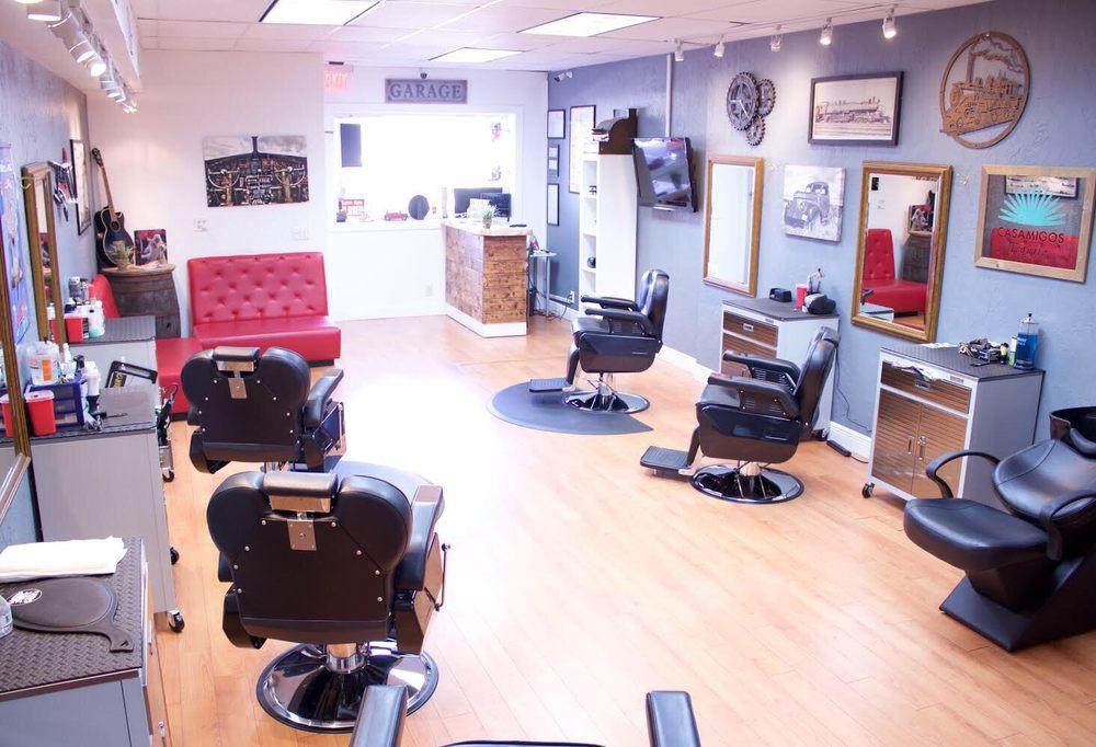 Chi Ospina & Co. Barbershop: 9088  Alternate A1a, North Palm Beach, FL