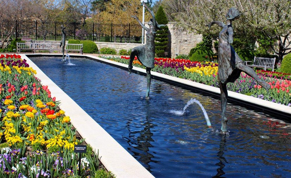 Superbe Photo Of Kauffman Memorial Garden   Kansas City, MO, United States. Flowers,