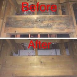 Photo of Garvey Environmental - Cambridge MD United States. Mold Removal - Basement & Garvey Environmental - CLOSED - Damage Restoration - 104 Technology ...