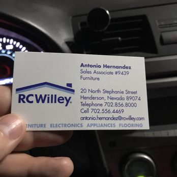 Photo Of RC Willey   Henderson, NV, United States