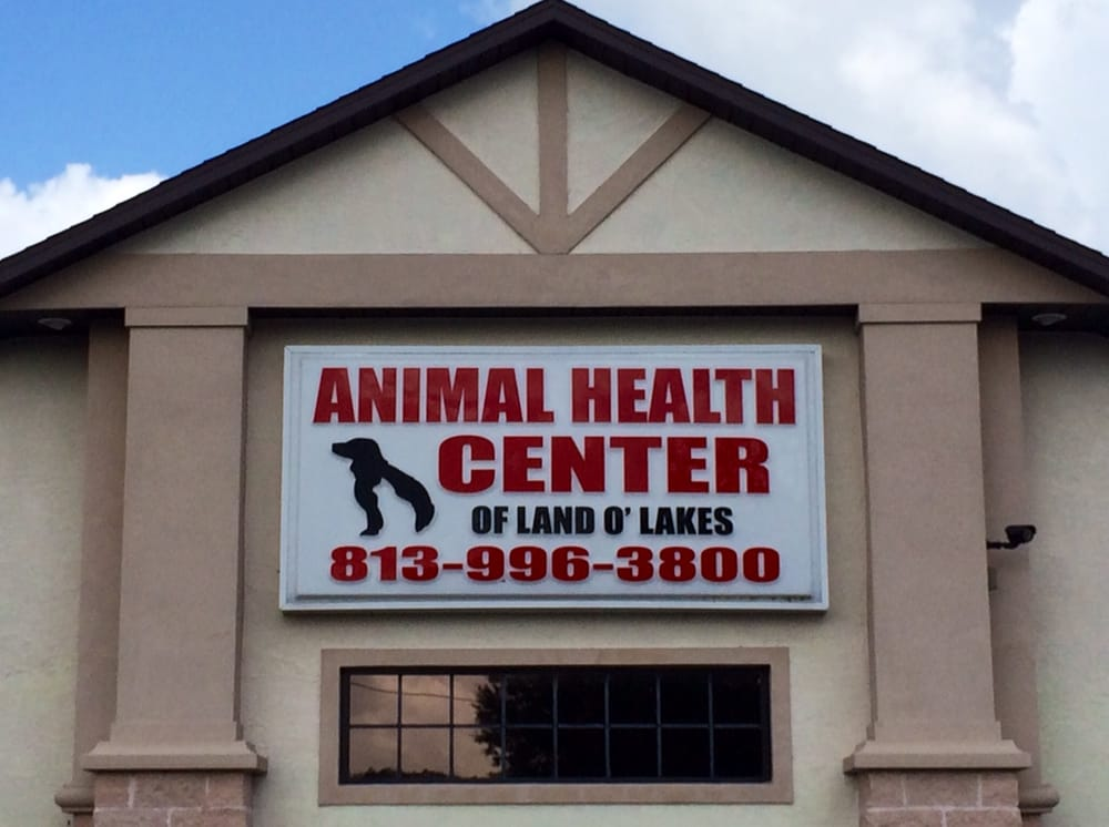 Animal Health Center of Land O' Lakes: 9555 Land O' Lakes Blvd, Land O' Lakes, FL