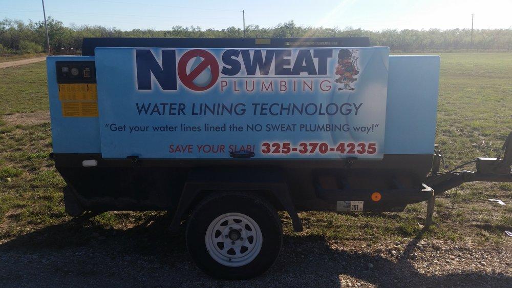 No Sweat Plumbing: 4918 Newman Rd, Abilene, TX