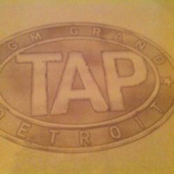Tap At Mgm Grand Detroit Pubs Downtown Detroit