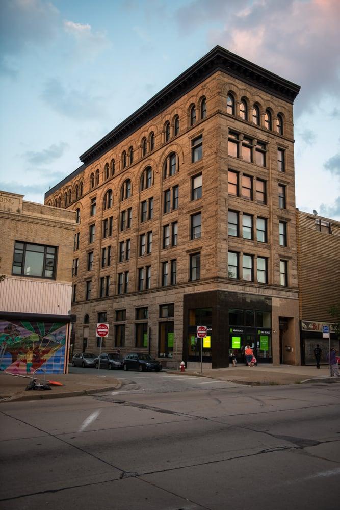 Beauty Shoppe - Liberty Bank Building