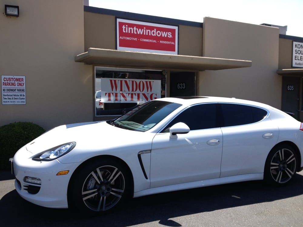 15 window tint on 2012 porsche panamera by tintwindows yelp for 15 window tint pictures