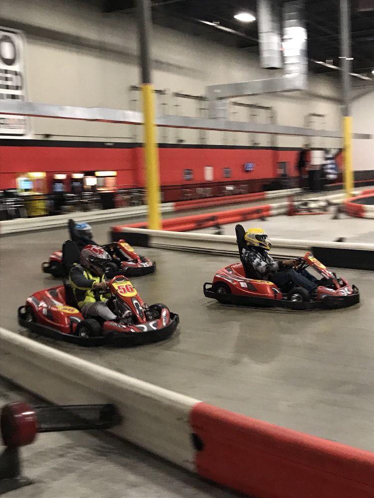 Autobahn Indoor Speedway & Events: 8415 Kelso Dr, Essex, MD