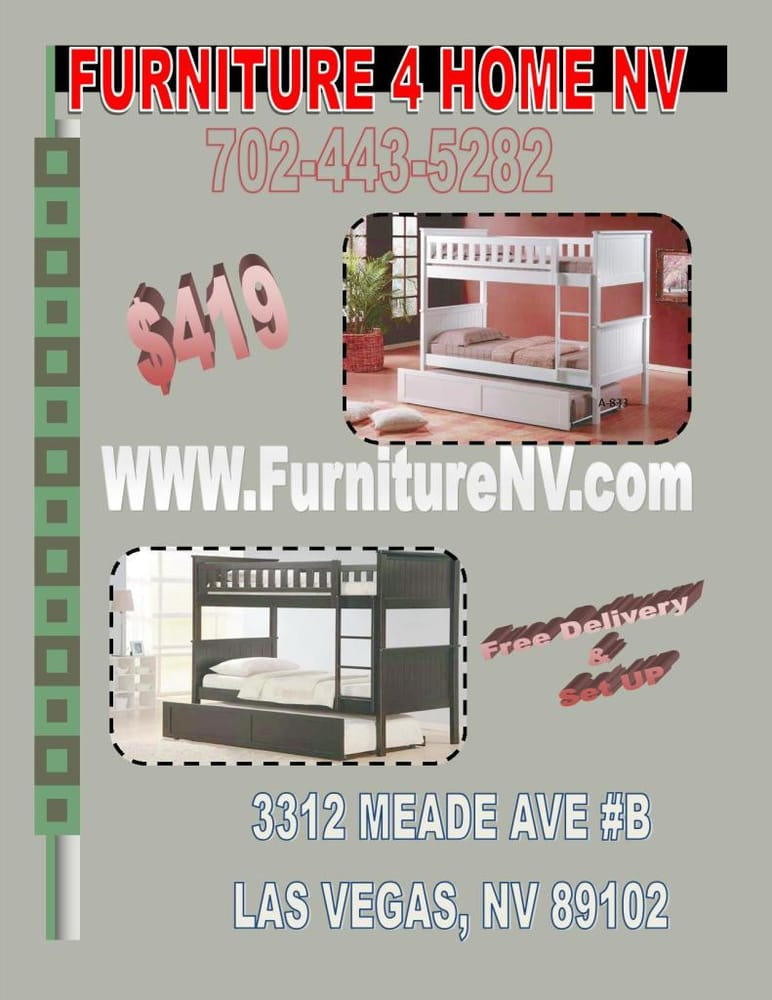 Furniture 4 Home NV 14 s Furniture Stores 3312