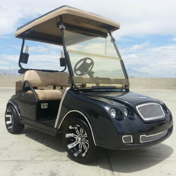 Electric Golf Cars Palm Desert