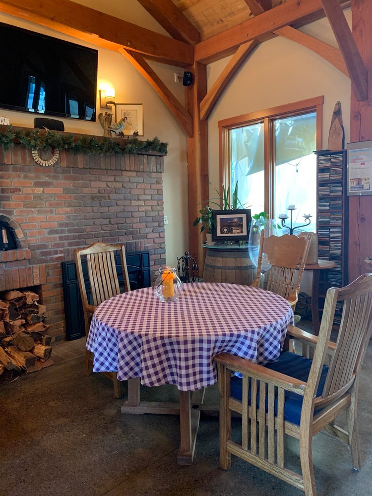 Christopher Bridge Winery: 12770 S Casto Rd, Oregon City, OR