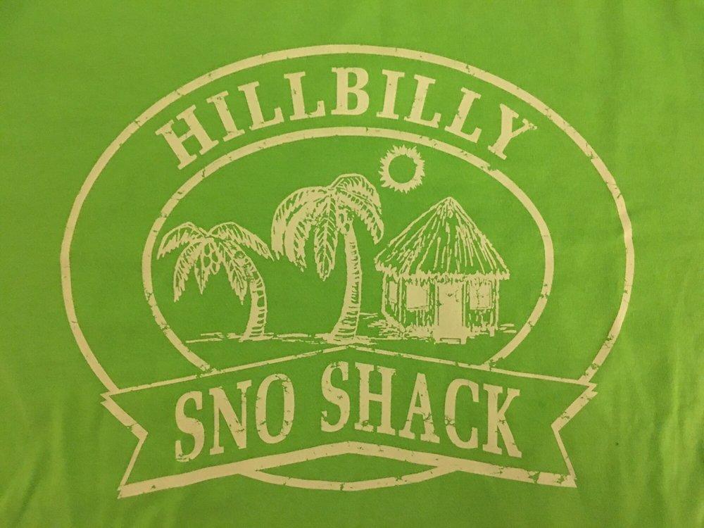 Hillbilly Sno Shack: 19 E 100th S, Blanding, UT
