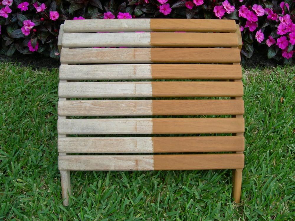 Teak Furniture Refinishing Furniture Reupholstery