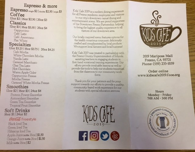 Community Coffee Cafe Special Review