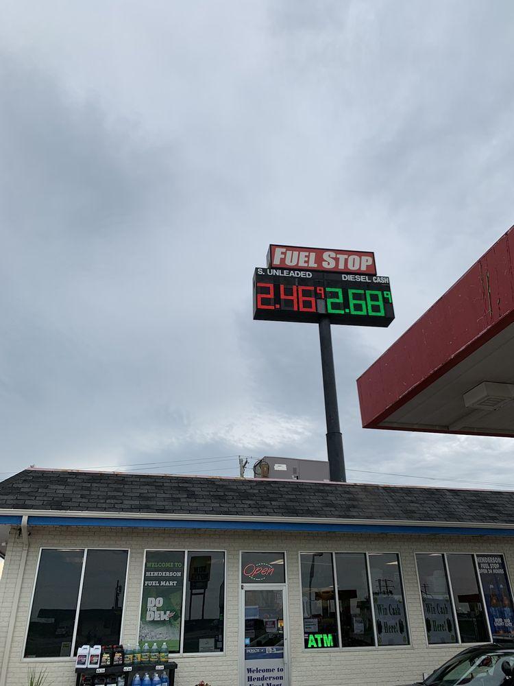 Henderson Fuel Stop: 908 Rd B, Henderson, NE