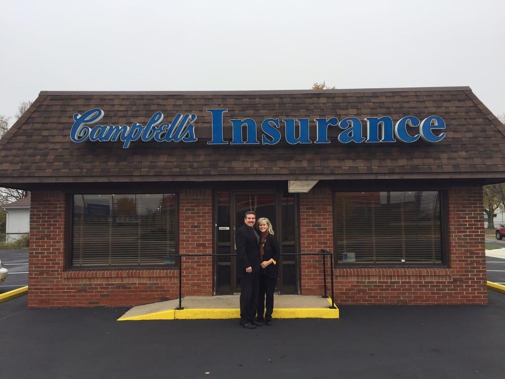 Campbell insurance demander un devis assurance auto et for Assurance auto et maison