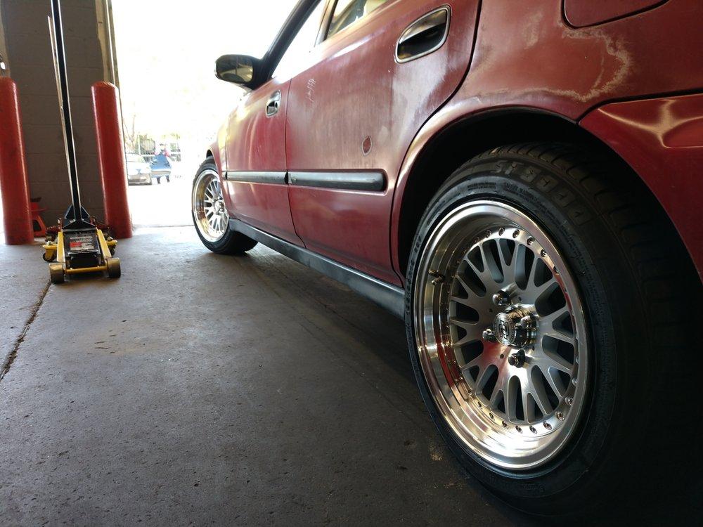Martin Tire Company: 5255 Woodrow Bean, El Paso, TX