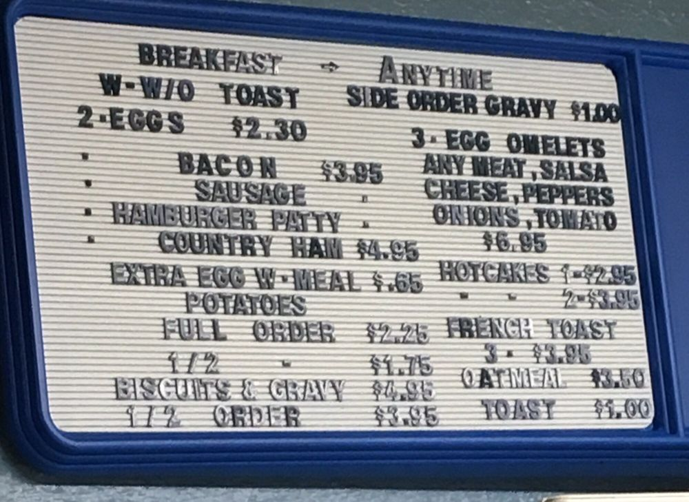 Joan's Drive-In: 164 Court St, Marshall, MO