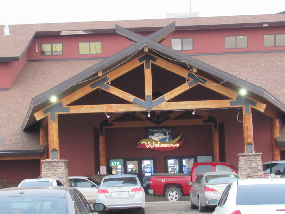 Northern Winz Hotel & Casino: 11275 Hwy 87, Box Elder, MT