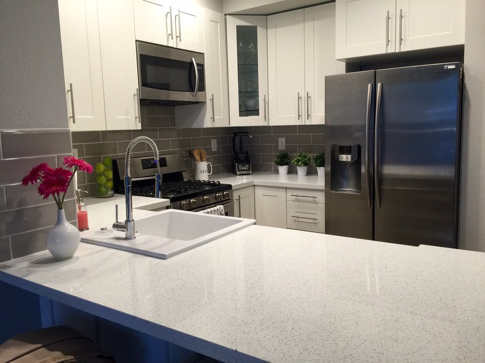 Kitchen Countertops By Flooring Creations Yelp