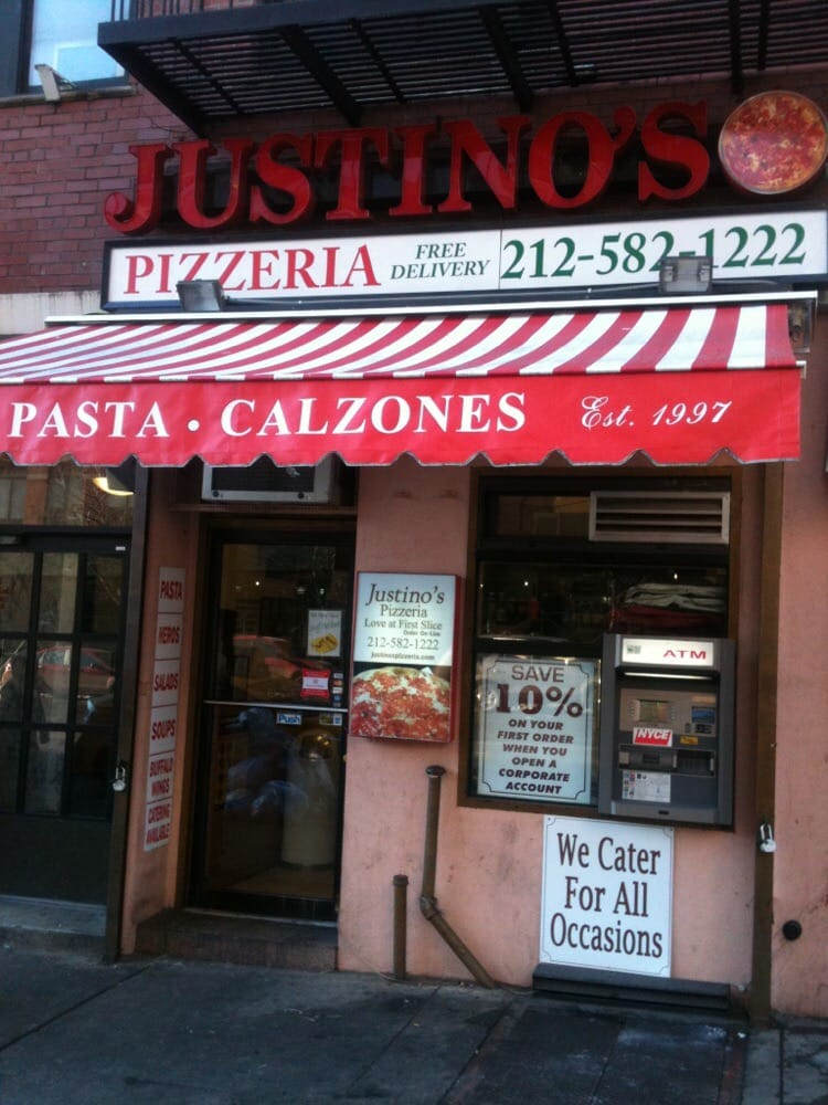 Justino S Pizzeria Hell S Kitchen