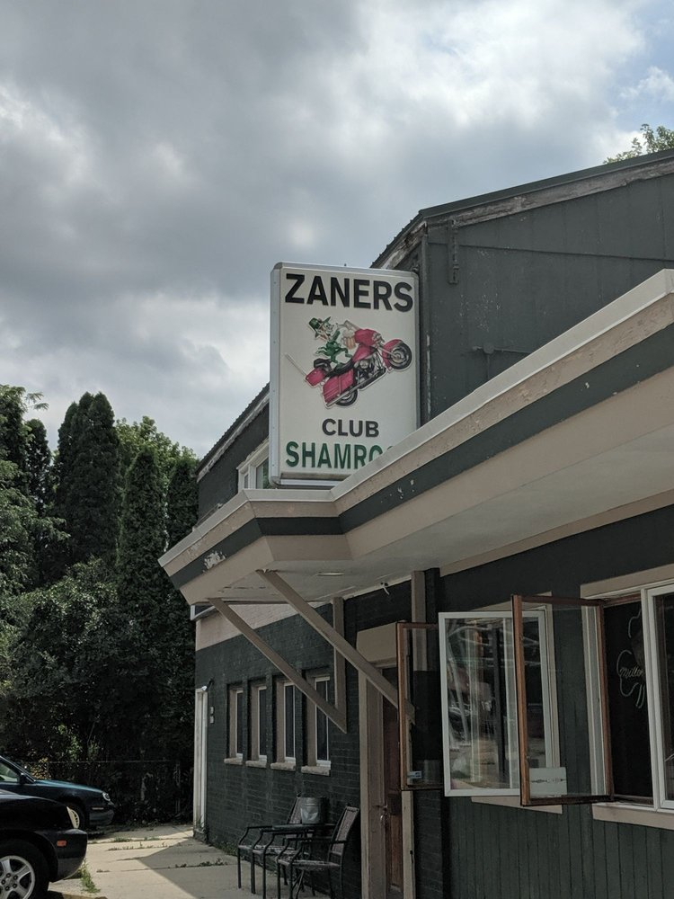 Club Shamrock: W230S8745 Clark St, Big Bend, WI
