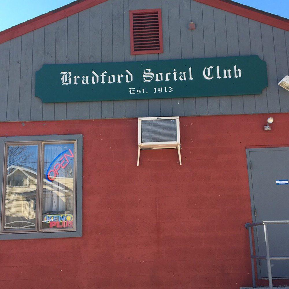 Bradford Social Club: 2 Bowling Ln, Bradford, RI