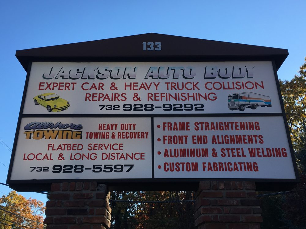 Towing business in Jackson, NJ