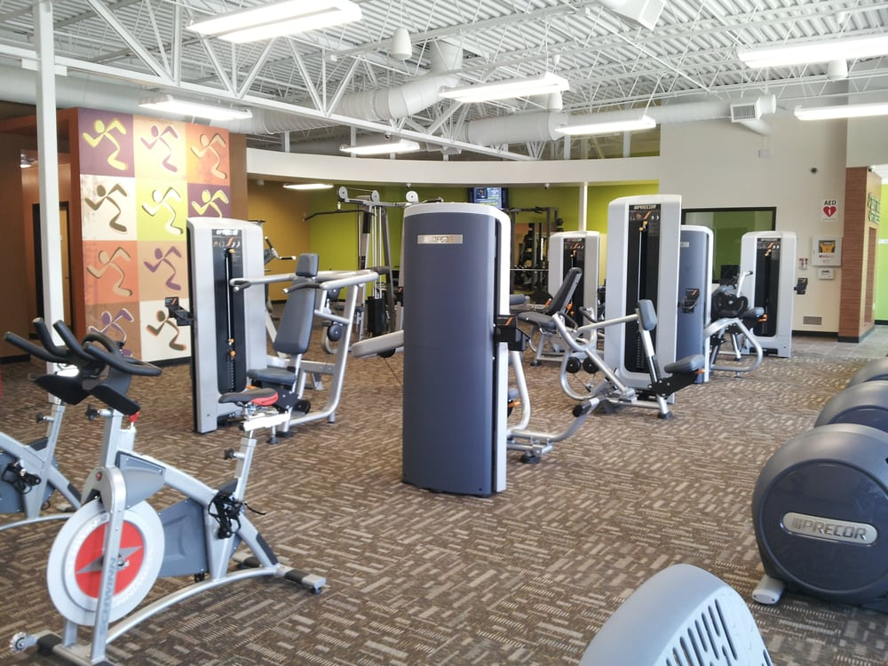 Anytime Fitness 11 Photos Gyms 794 S Perry St Castle Rock Co Phone Number Yelp