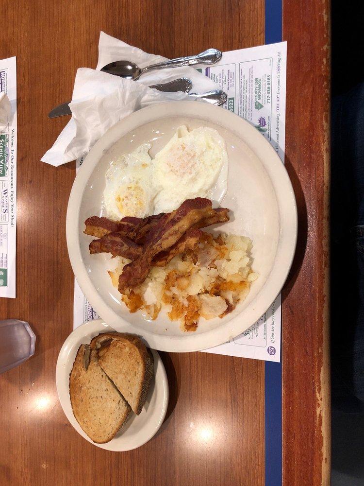 Park Place Diner: 2270 N Reading Rd, Denver, PA