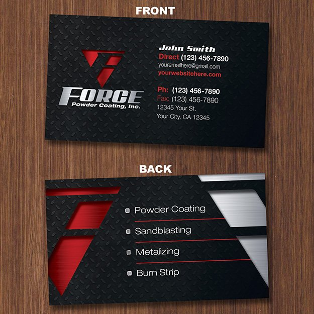 Logo business card design and print giving them a fresh new look 13 photos for mg printing colourmoves
