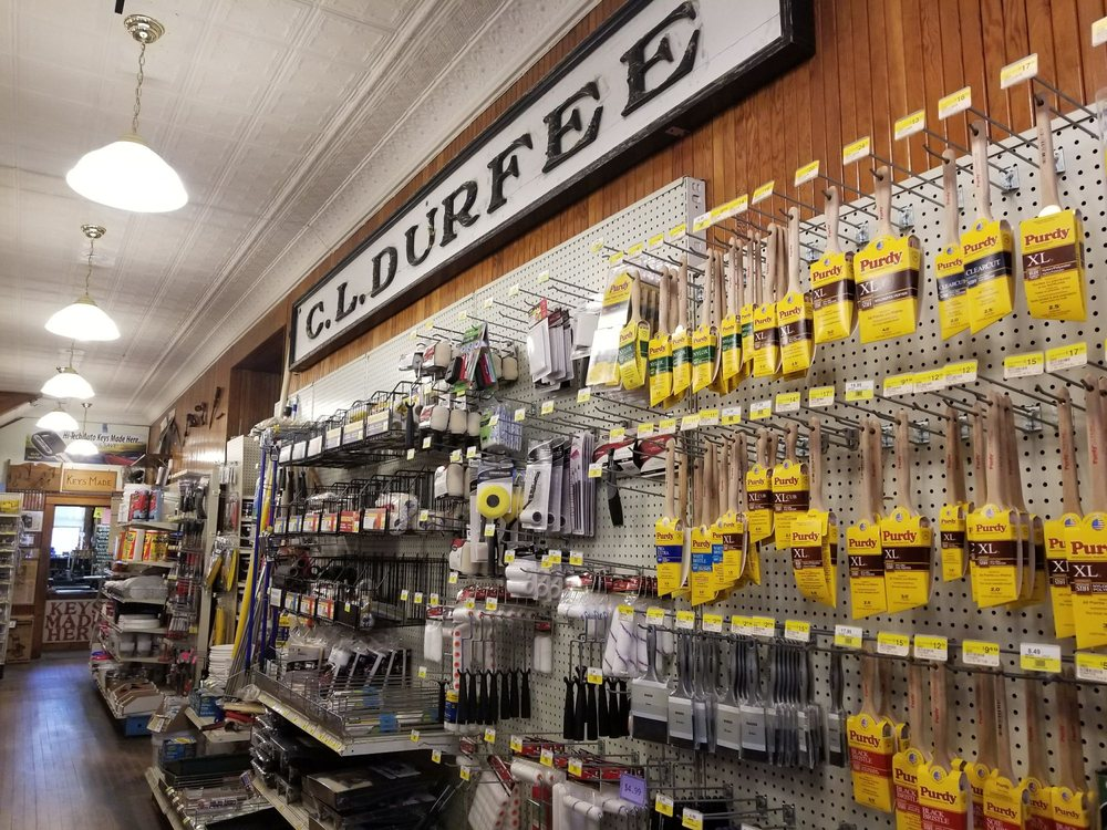 Durfee Hardware: 65 Rolfe Sq, Cranston, RI