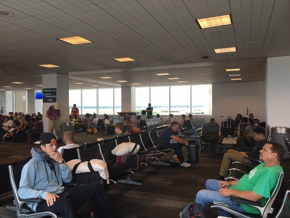 George Bush Intercontinental Airport - Terminal A