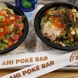 1 Ahi Poke Bar