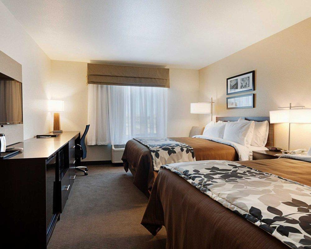 Sleep Inn & Suites: 3825 National Parks Hwy, Carlsbad, NM