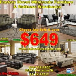 Sa Furniture Outlet 10 Photos 17 Reviews Furniture Stores