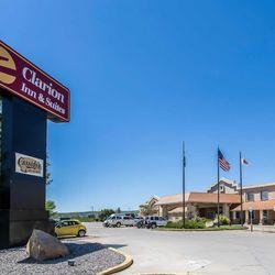 Photo Of Clarion Inn Suites Craig Co United States