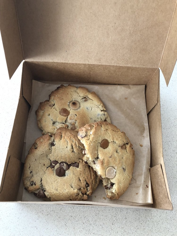 The Cookie Crave: 230 N Main, Spanish Fork, UT