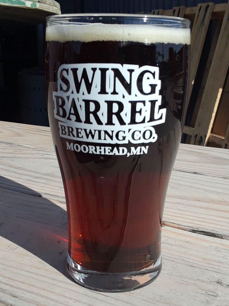 Swing Barrel Brewing Company: 814 Center Ave, Moorhead, MN