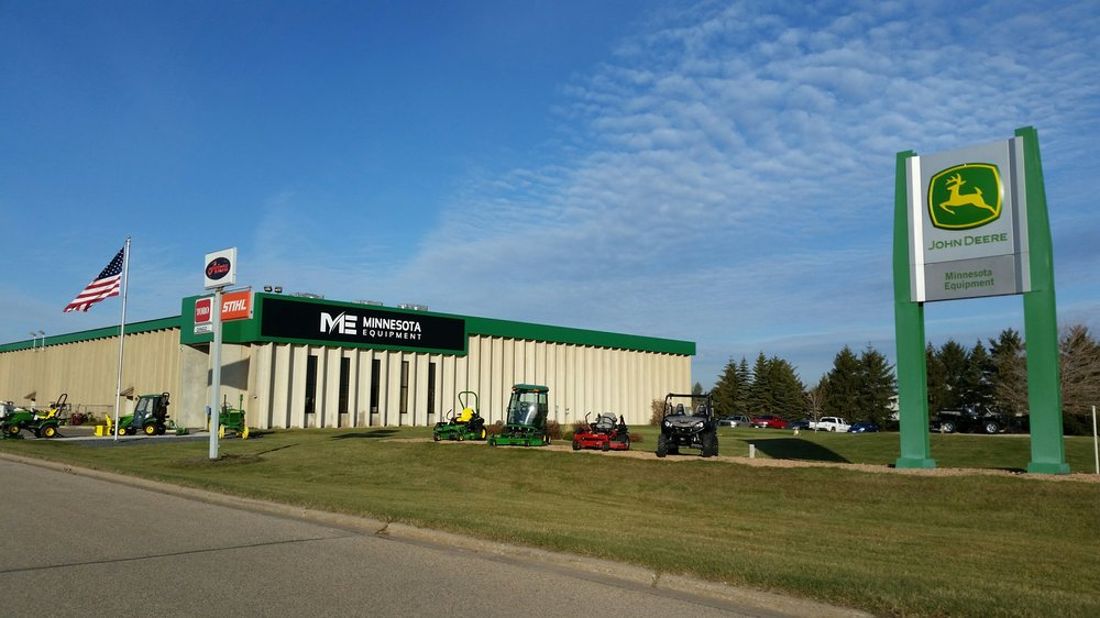 Minnesota Equipment: 13725 Main St, Rogers, MN