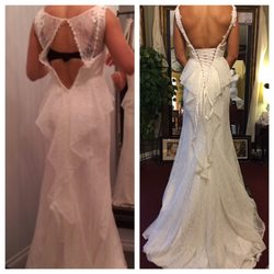 Wedding Dress Alterations Near Me.Becky S Bridal Alterations 10 Reviews Sewing