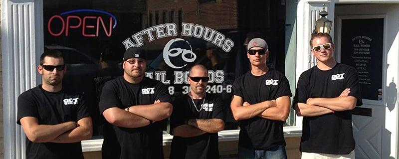 After Hours Bail Bonds: 116 W Burke St, Martinsburg, WV